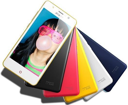 Mobilní telefon ZOPO ZP350 Color E White
