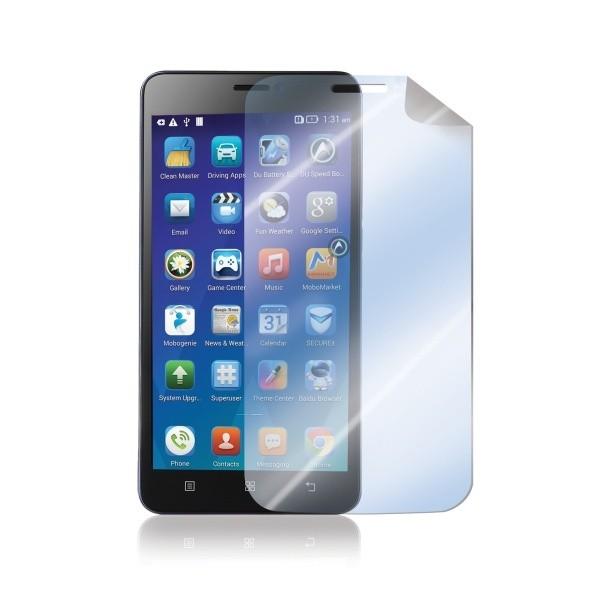 Prémiová ochranná fólie displeje CELLY pro HTC Desire 601 (2ks)