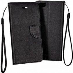Mercury Fancy Diary Folio flipové pouzdro pro Huawei Y3 II, černé