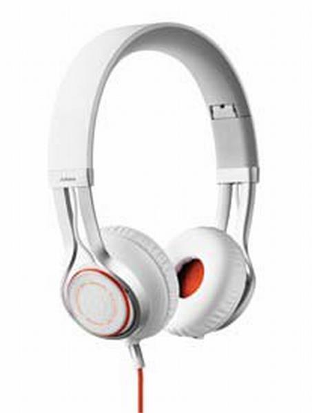 Bluetooth Jabra Headset Classic, bílá