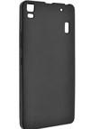 FIXED silikonové pouzdro pro Lenovo A1000, černé