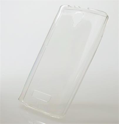 Zadní kryt Forcell Ultra Slim 0,3mm pro Samsung Galaxy Ace 4 transparent