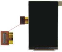 LCD display pro LG KP500, KP501, GM360, GS290, GT505, GT400