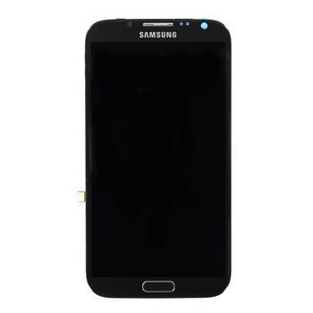 LCD Displej + Dotyková Deska Grey pro Samsung N7100 Note2 - originál