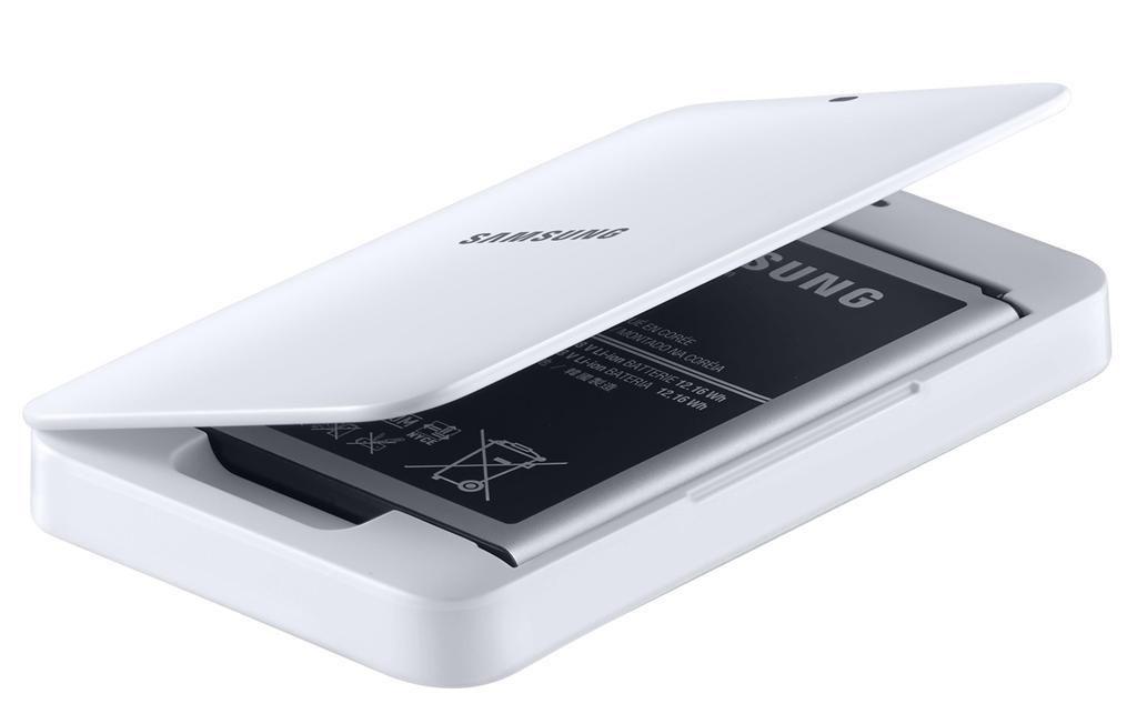 Dobíjecí Battery Kit Samsung EB-KG900BWE pro Samsung G900 Galaxy S5, White (EU Blister)