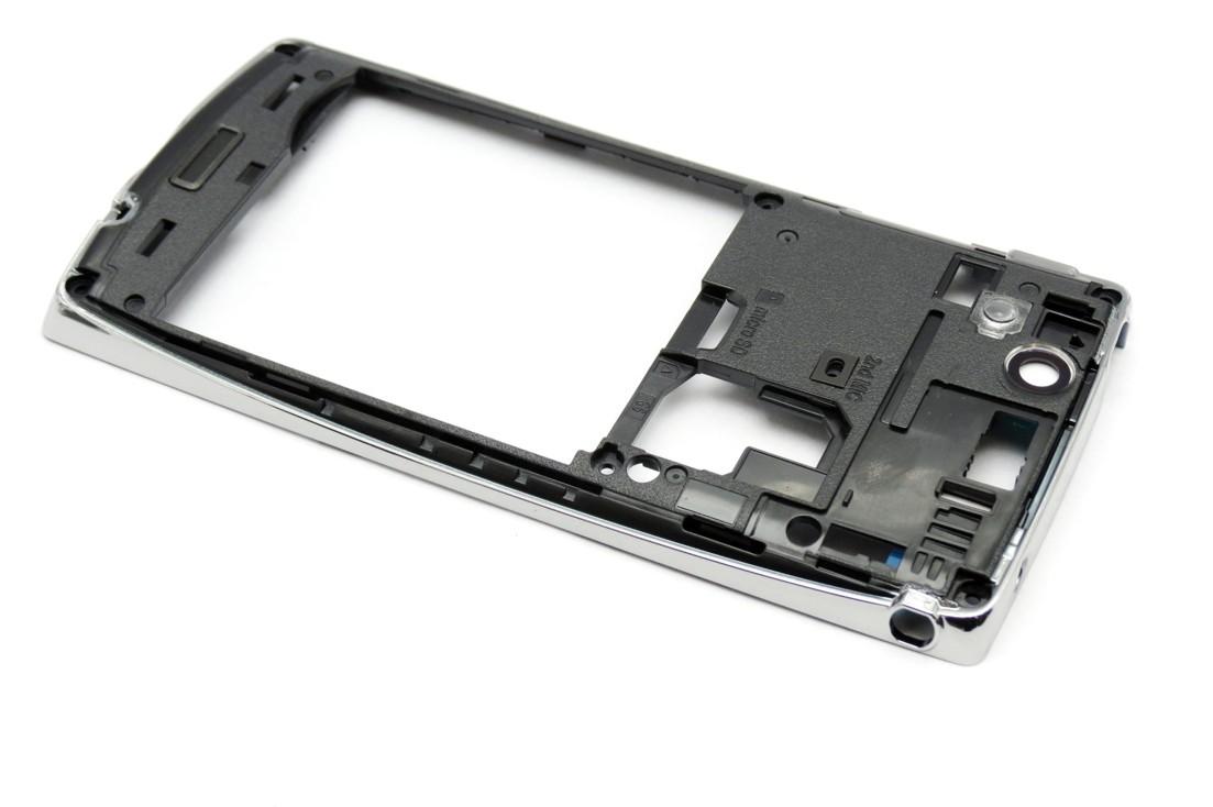 Střední kryt pro Sony Ericsson LT15i /LT18i Arc, black - VÝPRODEJ!!