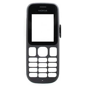 Přední kryt pro Nokia 101 Phantom Black