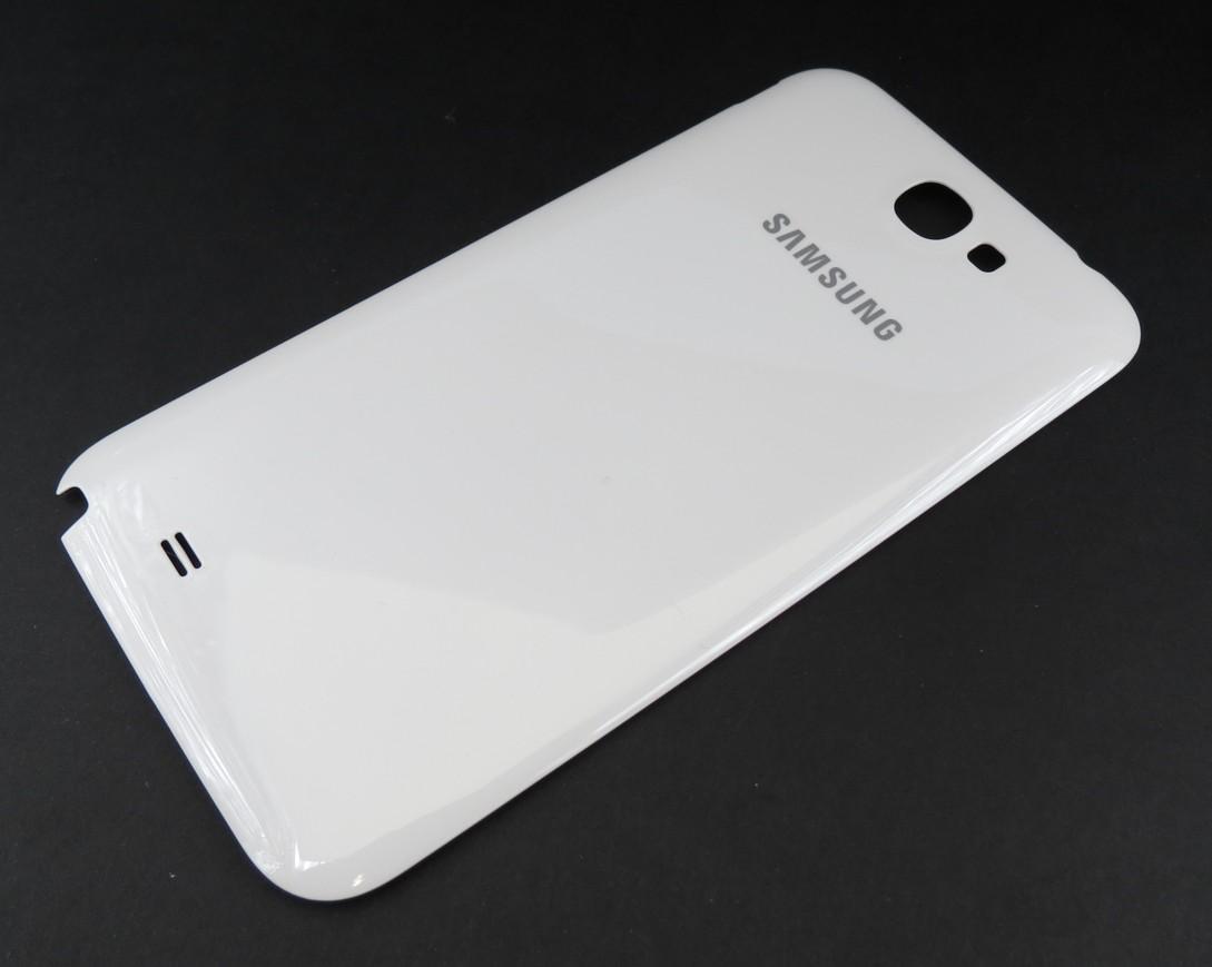 Zadní kryt baterie pro Samsung N7100 Galaxy Note2, White