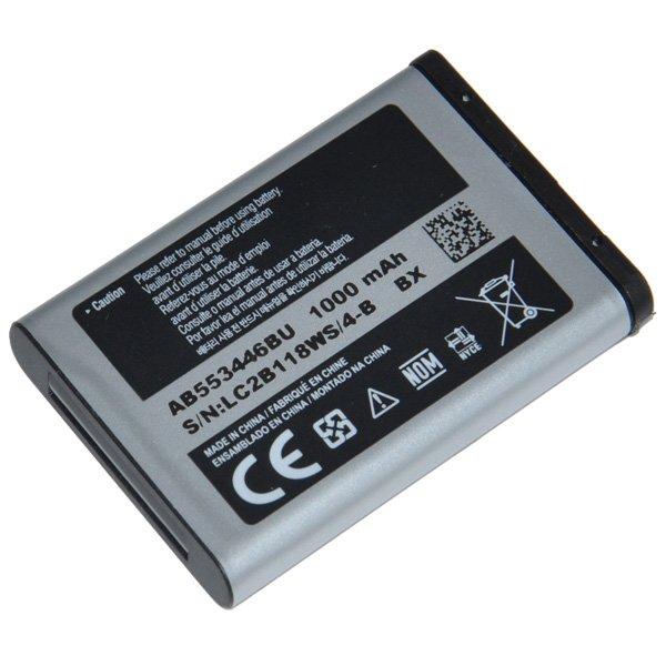 Originální Li-Ion baterie Samsung AB553446BU (Bulk)