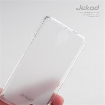 Pouzdro JEKOD TPU HTC Desire 310 bílé