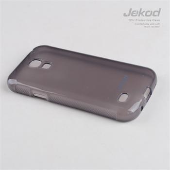 Ochranné silikonové pouzdro JEKOD TPU pro Samsung i8260 / i8262 Galaxy Core Duos černé