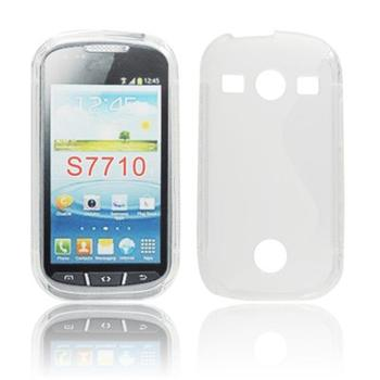 ForCell Lux S Pouzdro Samsung Galaxy Xcover S7710 transparentní