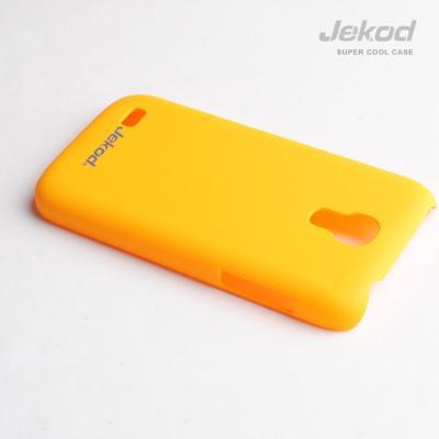 JEKOD Super Cool Pouzdro pro Samsung i9195 Galaxy S4 mini žluté