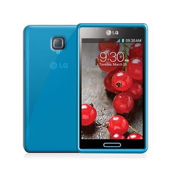 Silikonové pouzdro CELLY Gelskin LG Optimus L7 II P710 modré