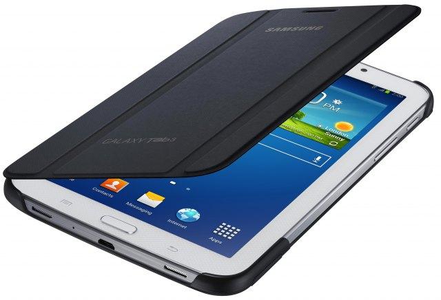 Vyklápěcí pouzdro FLIP Samsung EF-BT310BBE pro Galaxy Tab 3 8.0 Black T3100 / T3110