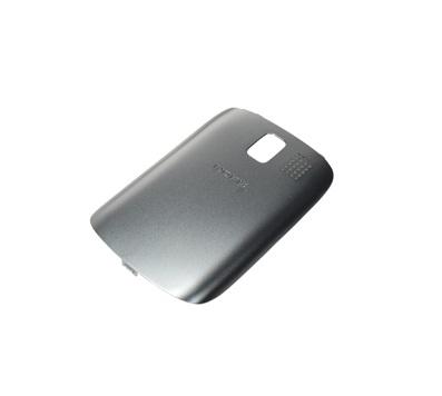 Zadní kryt baterie na Nokia Asha 302, silver