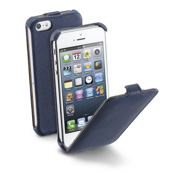 Pouzdro flap CellularLine FLAP pro Apple iPhone 5 5S 9511c4c1678