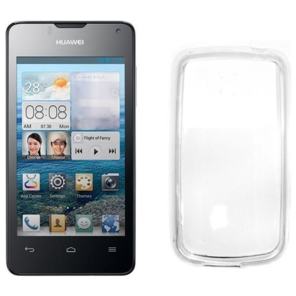 TPU pouzdro CELLY Gelskin pro Huawei Ascend Y300, čiré