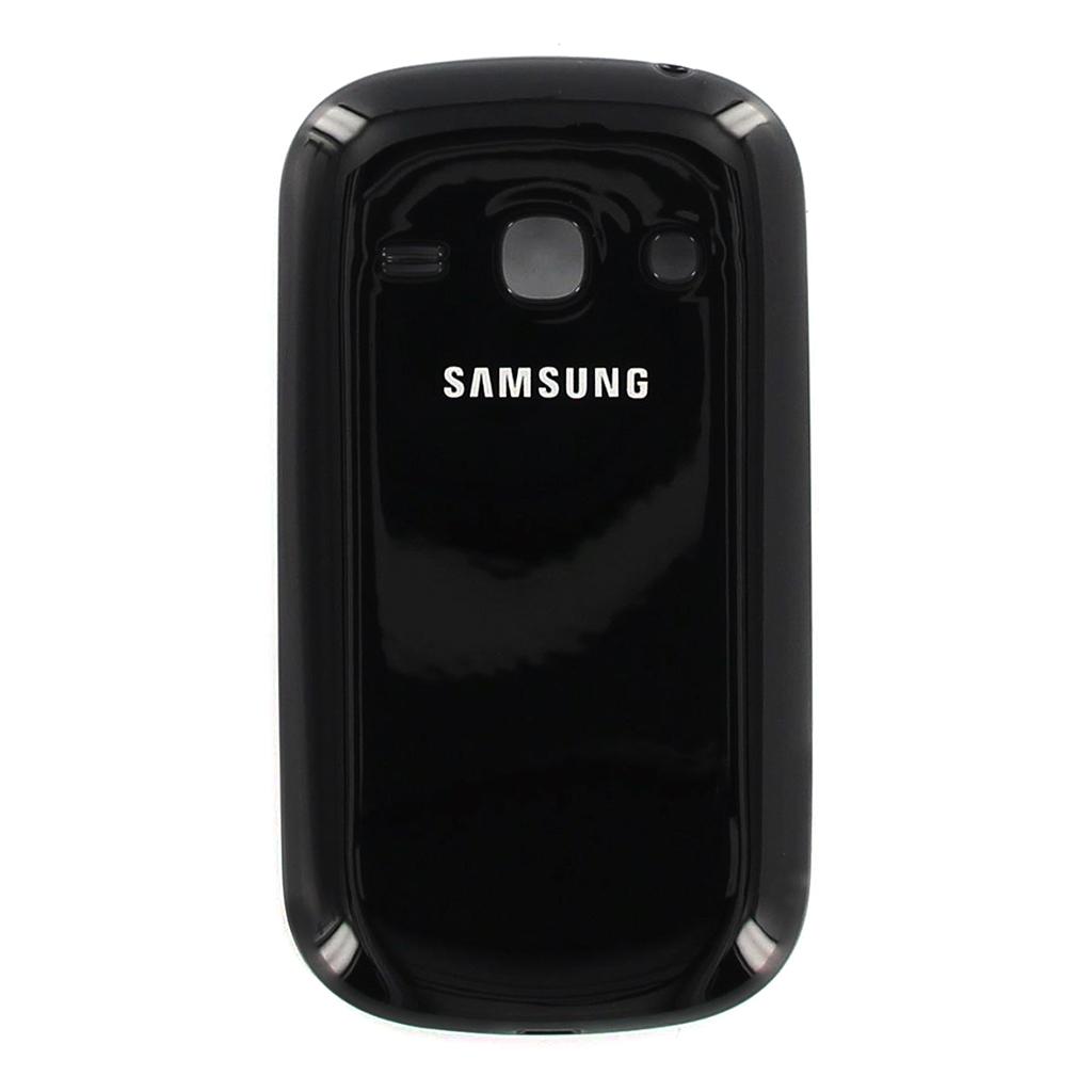 Zadní kryt baterie pro Samsung S6810 Galaxy Fame, Black