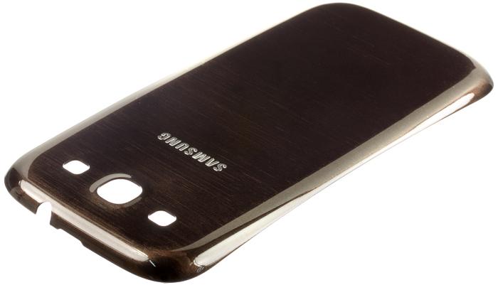 Zadní kryt baterie pro Samsung i9300 Galaxy S3, Amber Brown