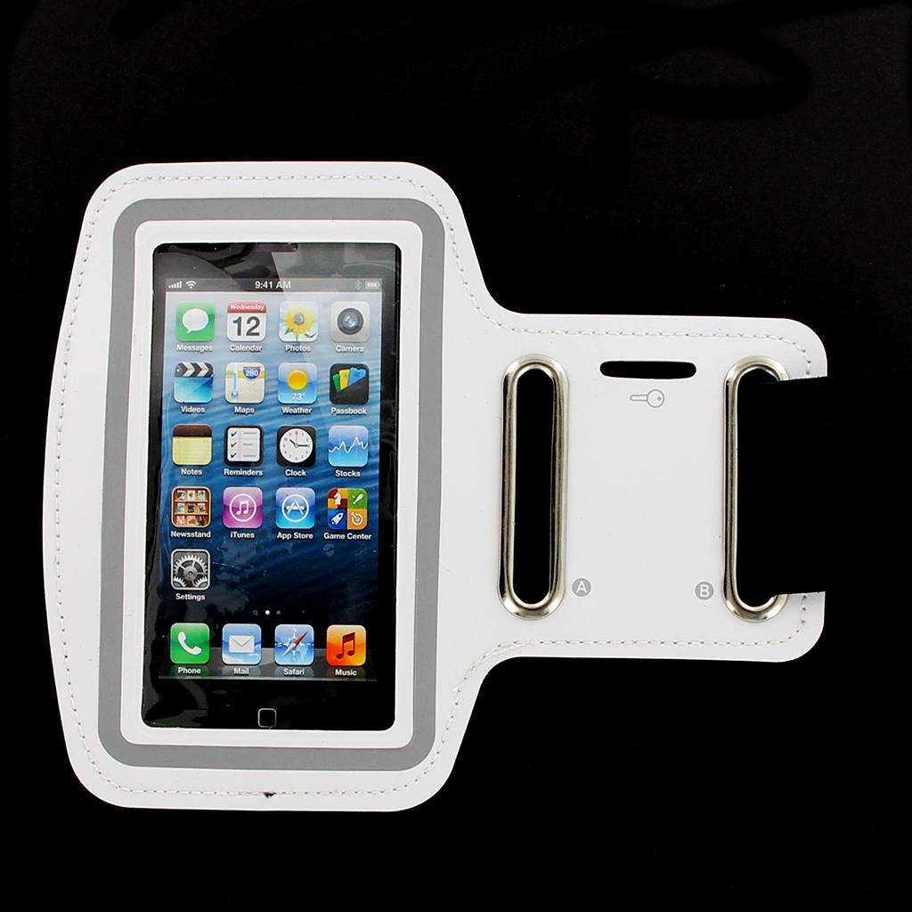 """Pouzdro na ruku JEKOD White pro SmartPhone 3.5"""" - 4"""""""