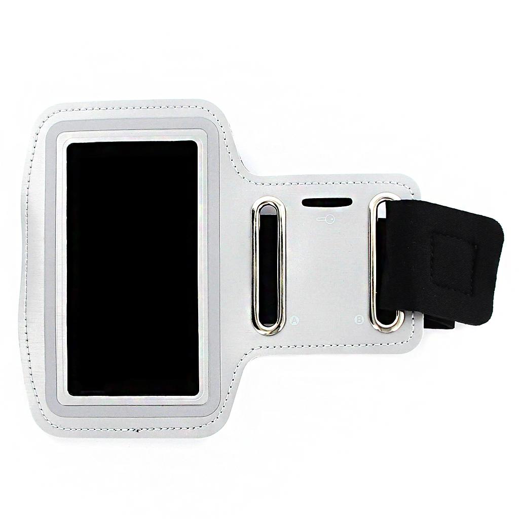 "Pouzdro na ruku JEKOD Grey pro SmartPhone 3.5"" - 4"""