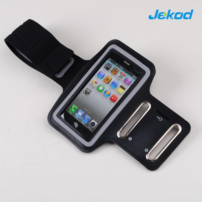 "Pouzdro na ruku JEKOD Black pro SmartPhone 3.5"" - 4"""