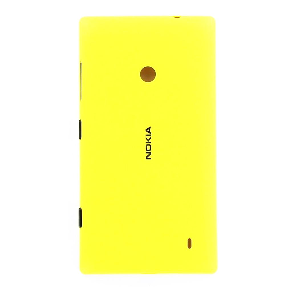 Zadní kryt baterie Nokia Lumia 520 Yellow