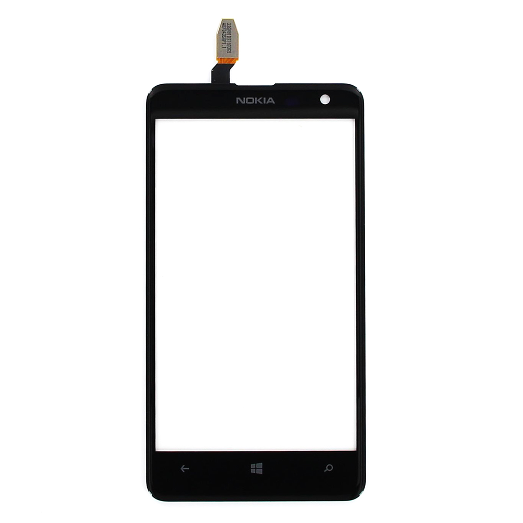 Nokia Lumia 625 Dotyková Deska + Předního Kryt