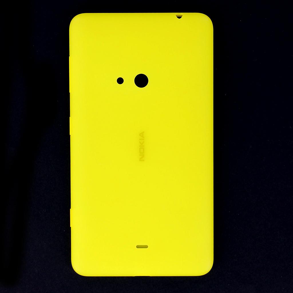 Kryt Baterie Nokia Lumia 625 Yellow