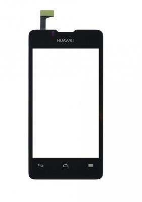 Dotyková plocha Huawei Ascend Y300 (s přední kamerou) OEM, black