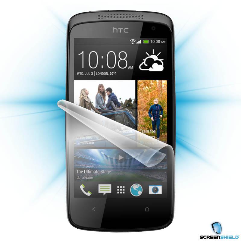 Folie proti poškrábání displeje ScreenShield pro HTC Desire 500