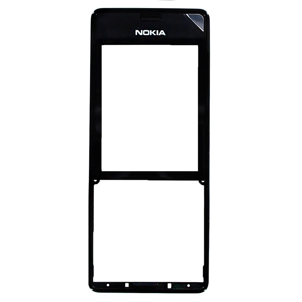 Nokia 515 Black Přední Kryt