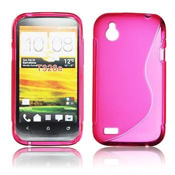 ForCell Lux S Pouzdro HTC Desire X růžové