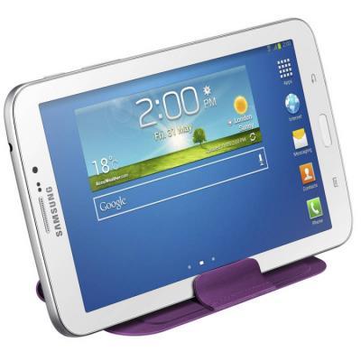 Vyklápěcí Flip EF-ST210BV Samsung Pouzdro pro Galaxy TAB 3 7.0 T2100 / T2110 Violet (Blister)