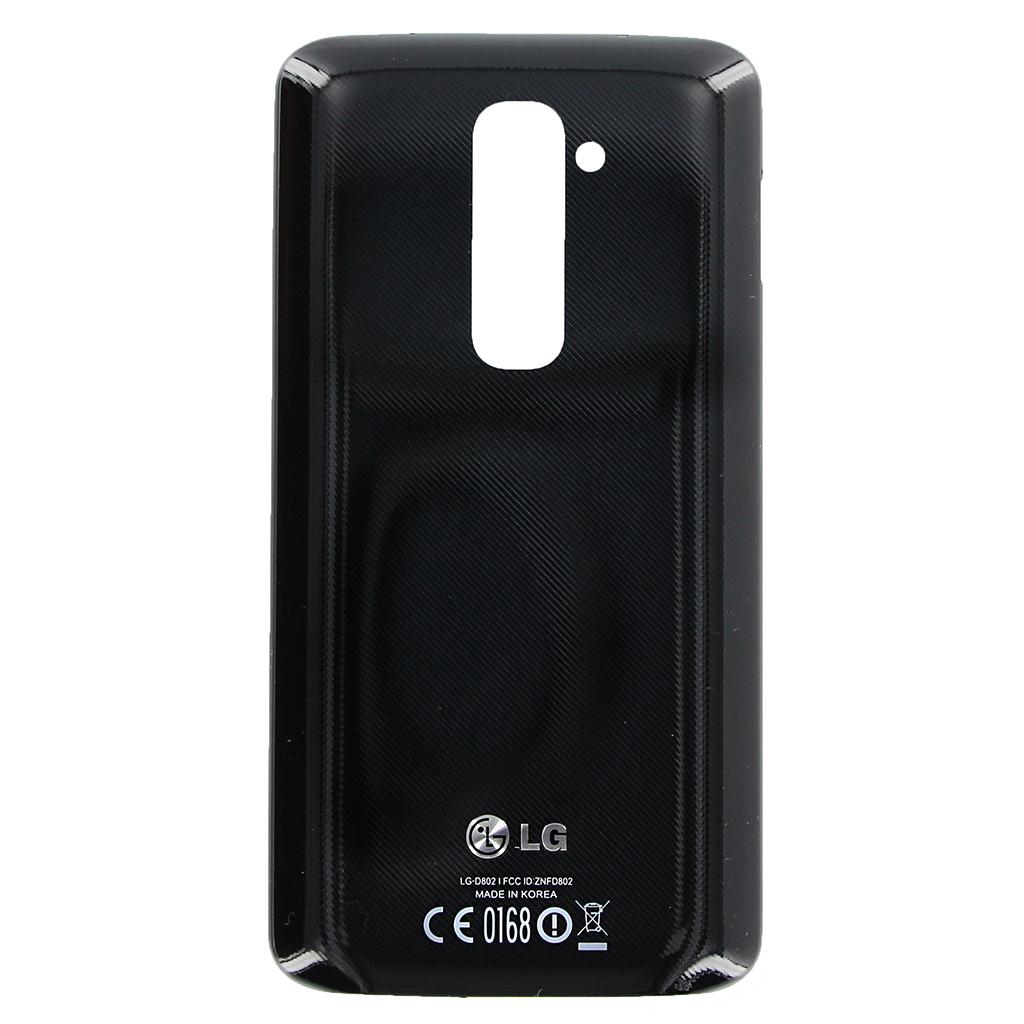 Zadní kryt baterie pro LG G2 (D802) Black