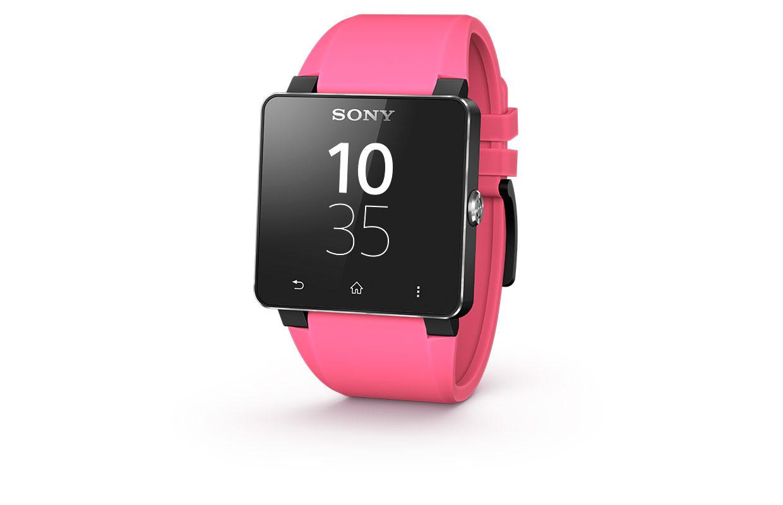 Náhradní řemínek SE20 Sony Wrist Strap pro SmartWatch SW2 Pink