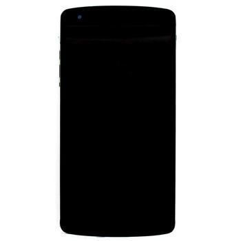 LCD Display + Dotyková Deska + Přední Kryt pro LG Nexus 5 (D821), Black (Service Pack)