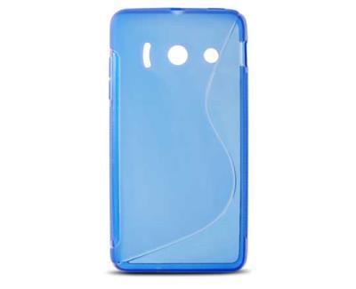 Silikonové pouzdro K6 FLEX TPU B0706FTP05 pro Huawei Y300 modré