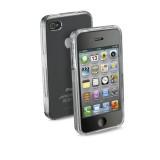 Ochranné pouzdro CellularLine Invisible pro Apple iPhone 4/4S, průhledný