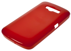 Silikonové pouzdro TPU SUPER GEL Aligator s4000 červené