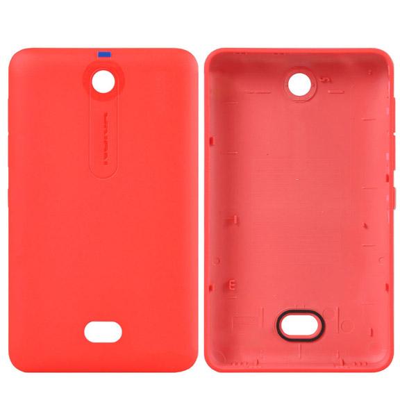 Zadní kryt baterie pro Nokia Asha 501 Red (červený)