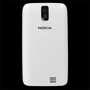 Zadní kryt baterie pro Nokia Asha 308,309 bílý
