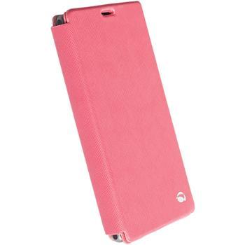 Krusell Malmö Flip Case pro Sony Xperia Z1 Pink