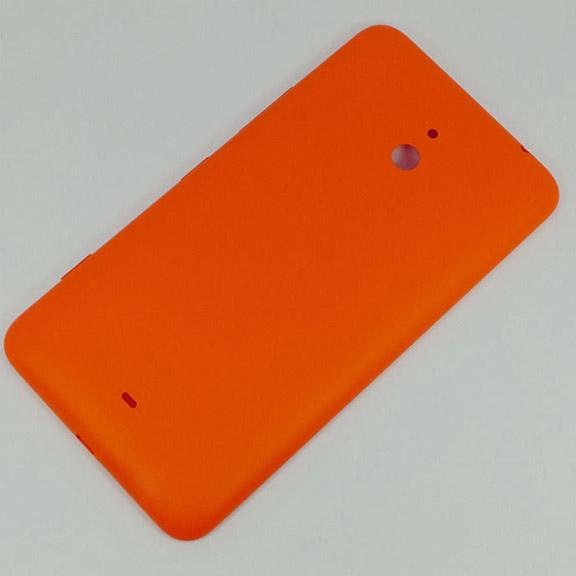 Zadní kryt baterie pro Nokia Lumia 1320 Orange (oranžový)