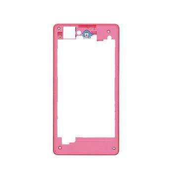 Zadní Kryt pro Sony D5503 Xperia Z1 compact Pink