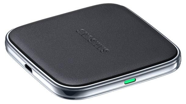 Samsung podložka pro bezdrátové nabíjení EP-PG900IBE pro Galaxy S5 Black