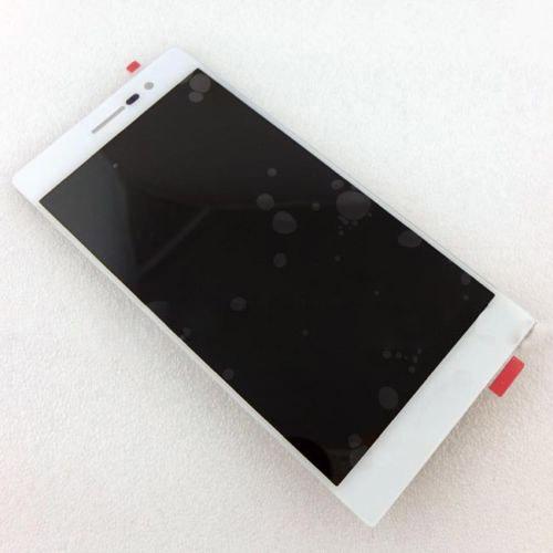 LCD Display + Dotyková Deska White pro Huawei Ascend P7 - originál