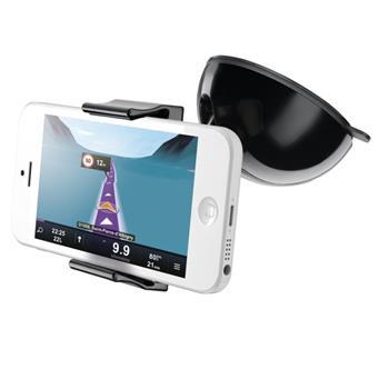 Univerzální držák s přísavkou do auta CellularLine Crab SuperGrip 2 pro mobilní telefony