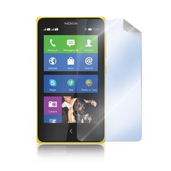 Prémiová ochranná fólie na displej CELLY pro Nokia Lumia 630, 2ks, lesklá